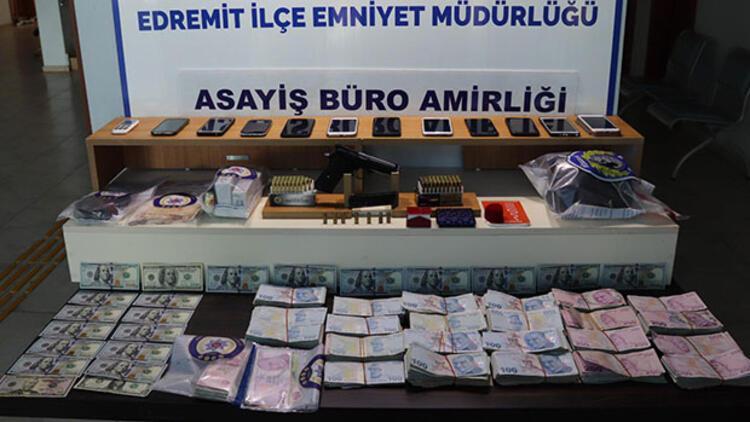 Fuhuş operasyonunda 250 bin TL ele geçirildi, 1'i kadın 2 kişi tutuklandı