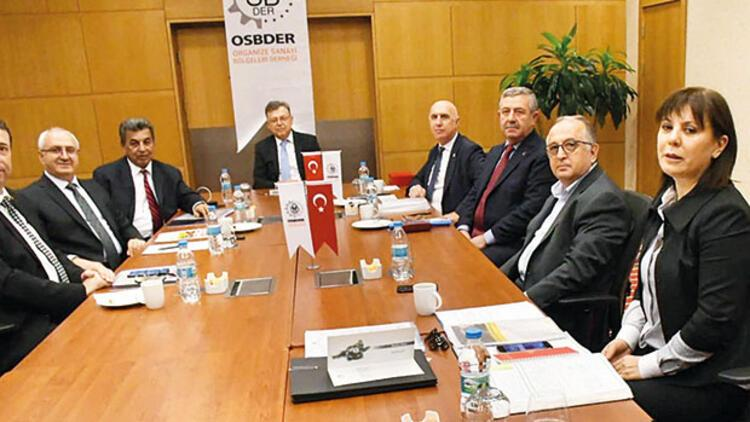 OSB başkanlarından Çin modeli talebi