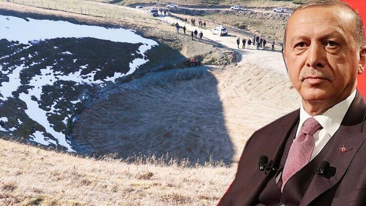 Cumhurbaşkanı'ndan Dipsiz Göl tepkisi: Böyle bir izin nasıl verilir
