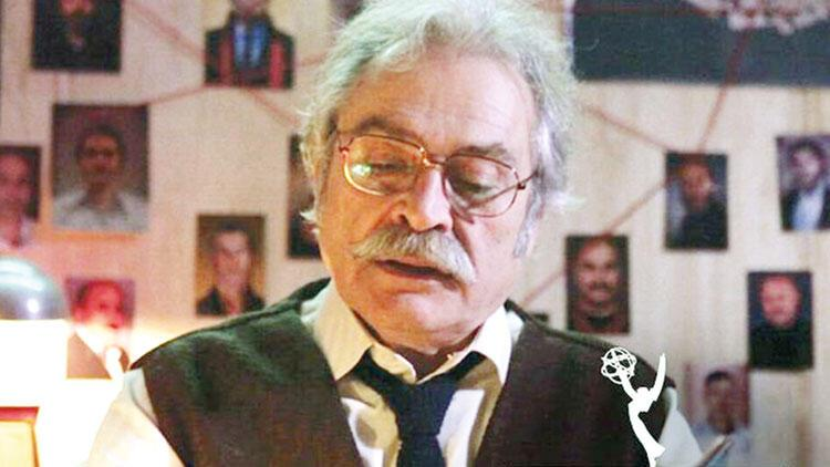 Emmy, Haluk Bilginer'i tanıttı