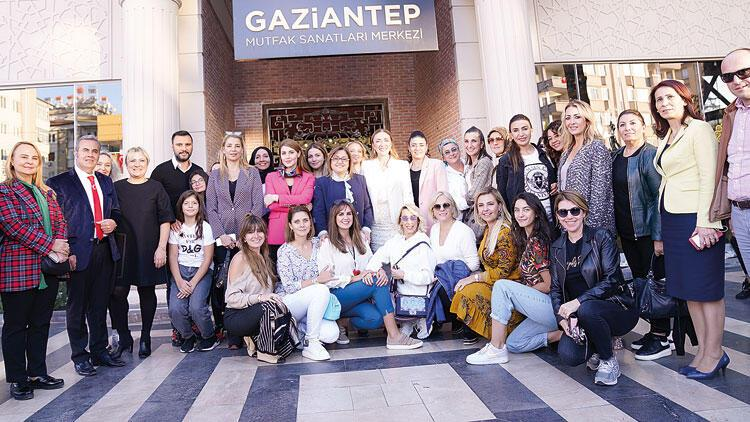 Gaziantep'i keşfettiler