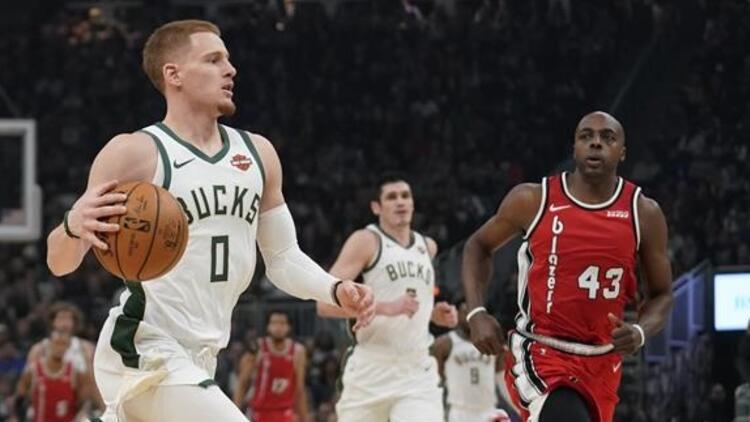 NBA'de gecenin sonuçları | Ersan'lı Bucks, galibiyet serisini 6 maça çıkardı!