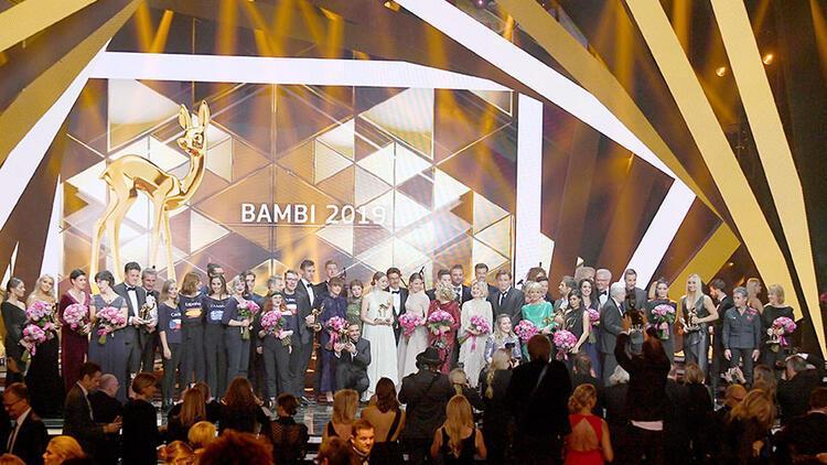 'Bambi Medya Ödülleri' sahiplerini buldu