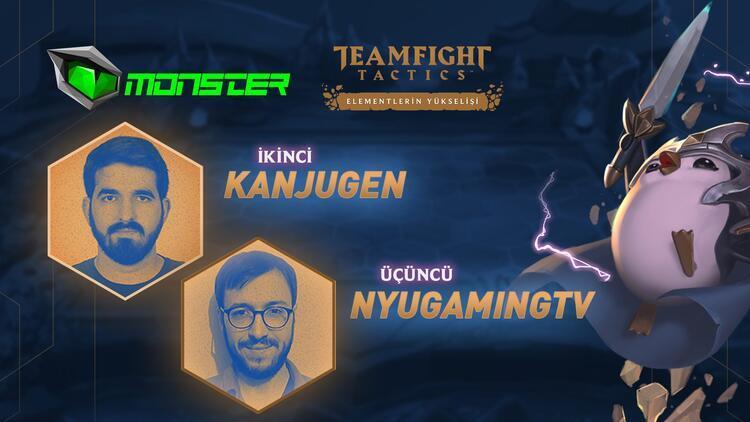 Teamfight Tactics: Elementlerin Yükselişi Dereceli Sezonu başladı!