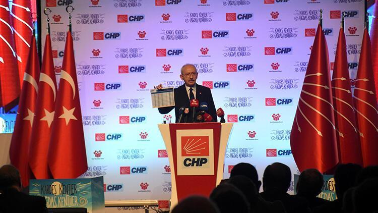 Kılıçdaroğlu: Vatandaşa hizmet mücadelesinin değerini herkese anlatacağız