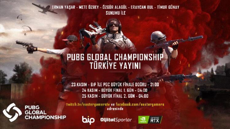 Şampiyon Türkiye yayınında belli oluyor