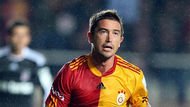 Galatasaray'a Türk Telekom Stadyumu'nda Harry Kewell sürprizi!