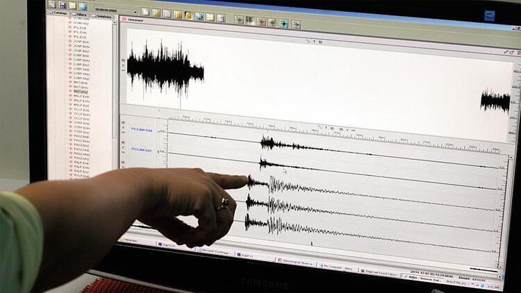 Yalova'da korkutan deprem!