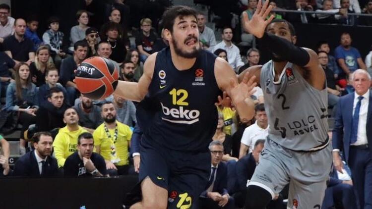 Asvel Lyon 72-88 Fenerbahçe Beko