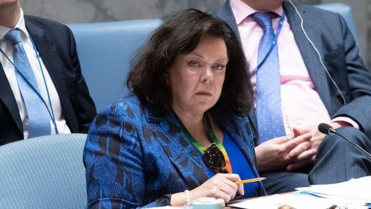 İngiltere'nin BM Daimi Temsilcisinden Batı'yı suçlayan Suriye ve Rusya'ya uyarı