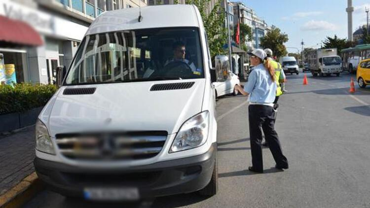 İstanbul'da okul servislerine 1.6 milyon lira ceza