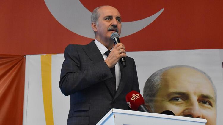 Kurtulmuş: Türkiye Doğu Akdeniz'deki egemenlik haklarını tartışmaya açmayacak