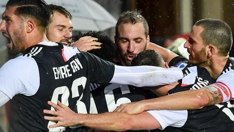 Juventus, Atalanta'yı Arjantinli golcüleriyle yendi