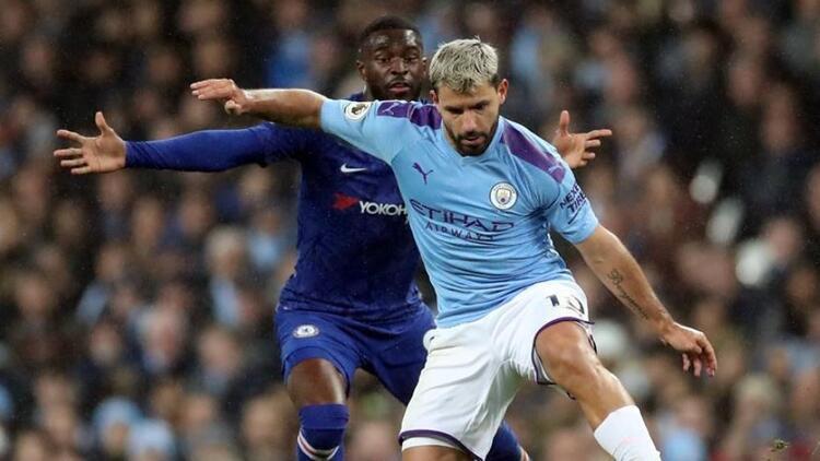 Manchester City evinde Chelsea'yi 2-1 mağlup etti