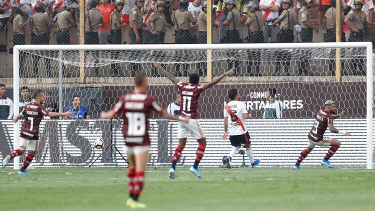 Güney Amerika'nın en büyüğü Flamengo