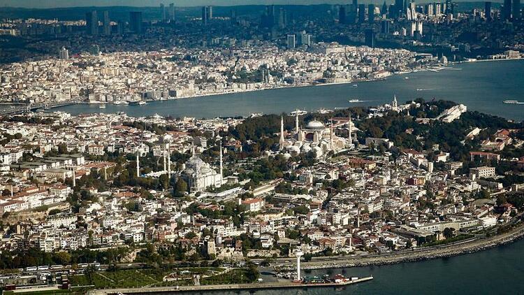 İstanbul tarihî yarımada neresi?