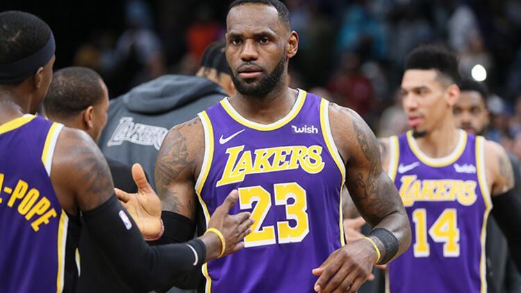 NBA Gecenin sonuçları   Bucks ve Lakers galip geldi