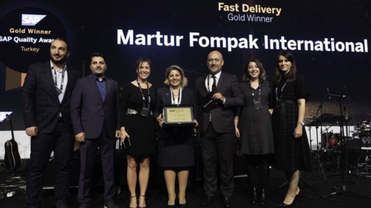 SAP Türkiye Kalite Ödülleri sahiplerini buldu