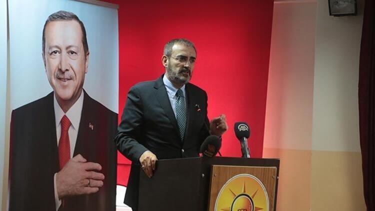 AK Parti Genel Başkan Yardımcısı Mahir Ünal: İftira üzerine siyaset yapılmaz