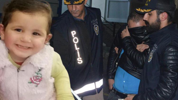 Son dakika haberleri: 3 yaşındaki kızını vuran baba serbest bırakıldı