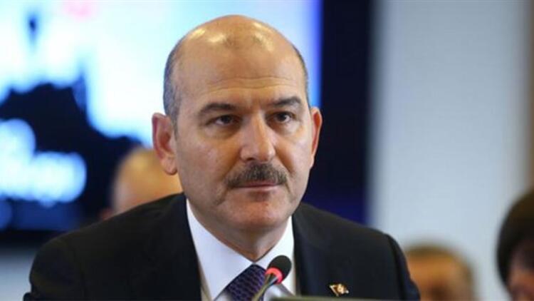 Son dakika... Bakan Soylu: 'Türkiye afet riski yüksek bir ülke'