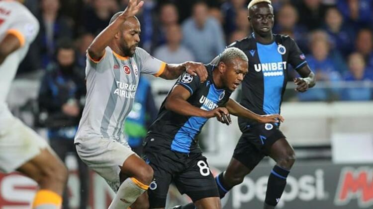 Club Brugge ile Avrupa'ya tamam-devam maçı