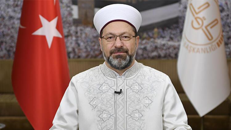 Diyanet İşleri Başkanı Erbaş: Kadına şiddetin İslam'da dayanak bulması mümkün değil