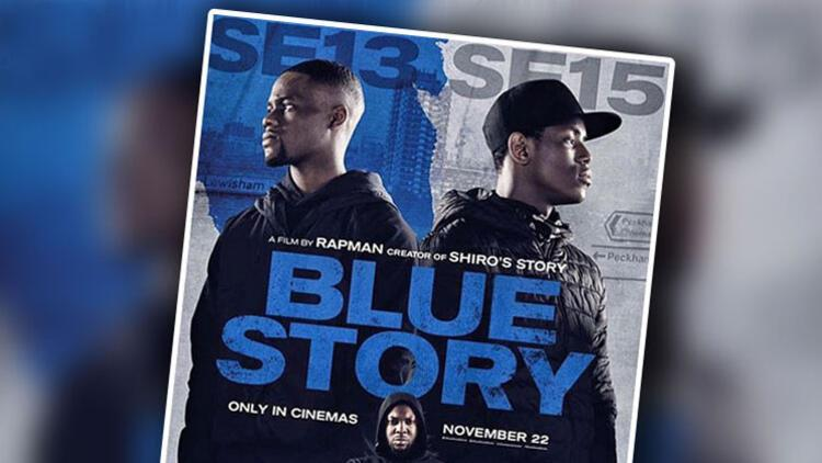 İngiltere'de 'Blue Story' filminde bıçaklı kavga çıkınca...
