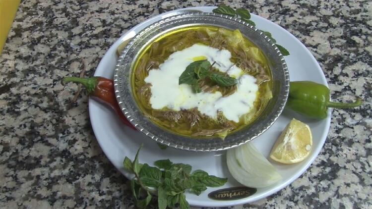 Şanlıurfa'da kış kahvaltısı: Tirit