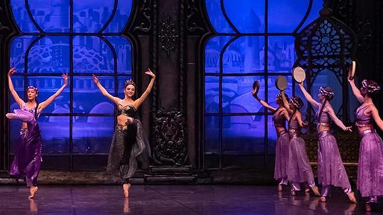 """Antalya Devlet Opera ve Balesi (ADOB), """"Şehrazat"""" balesini son kez sahneleyecek"""
