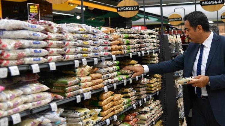 """Tarım ve Orman Bakanlığından """"ürün bazlı"""" gıda denetimi"""