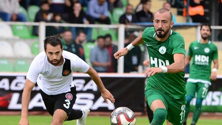 Giresunspor, Adana Demirspor karşısında 3 puan hedefliyor