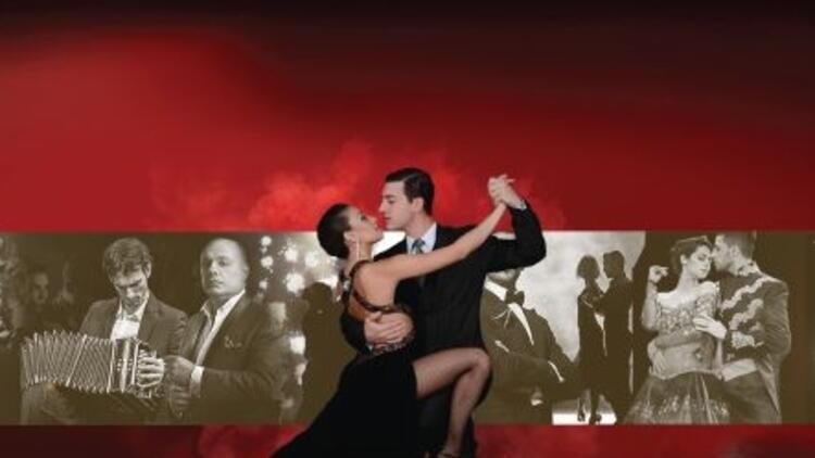 Tangonun şampiyonları Zorlu PSM'de