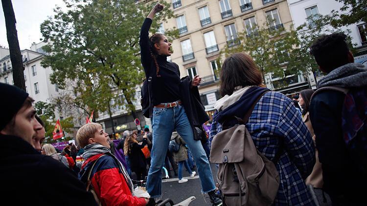 AB: Avrupa'da her üç kadından biri şiddete maruz kalıyor