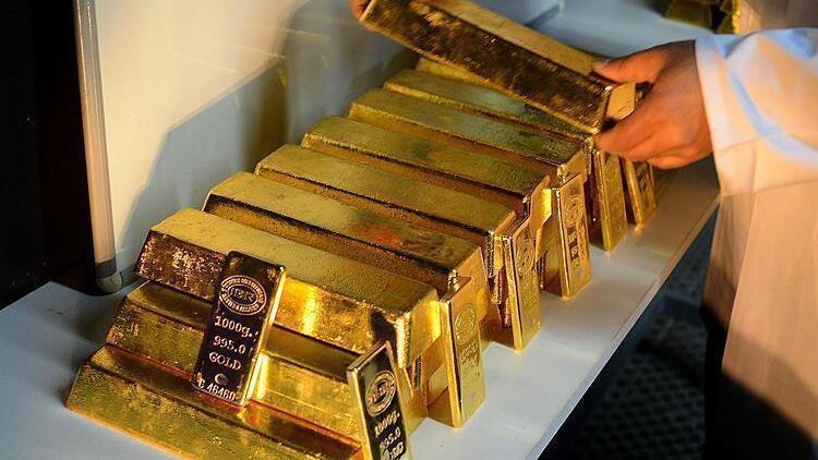 Altının kilogramı 269 bin liraya geriledi