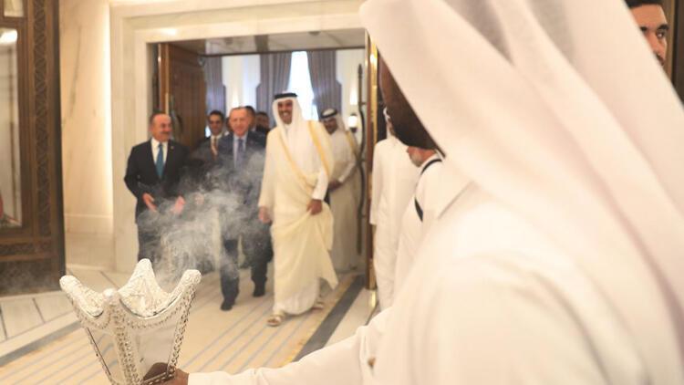 Türkiye ile Katar arasında 7 anlaşma imzalandı