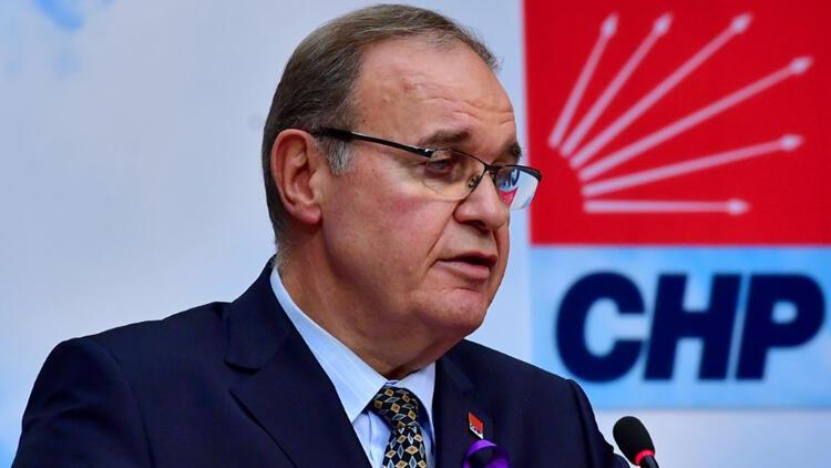 CHP Sözcüsü Öztrak: Kumpas CHP'ye kuruldu, püskürteceğiz