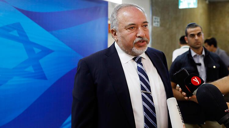 Liberman, yolsuzluk dosyalarıyla ilgili Netanyahu'ya dokunulmazlık verilmesine karşı