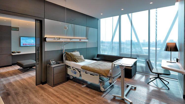 Özel hastanelerde manzara farkı