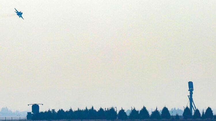 S-400 üstünde alçak uçuş