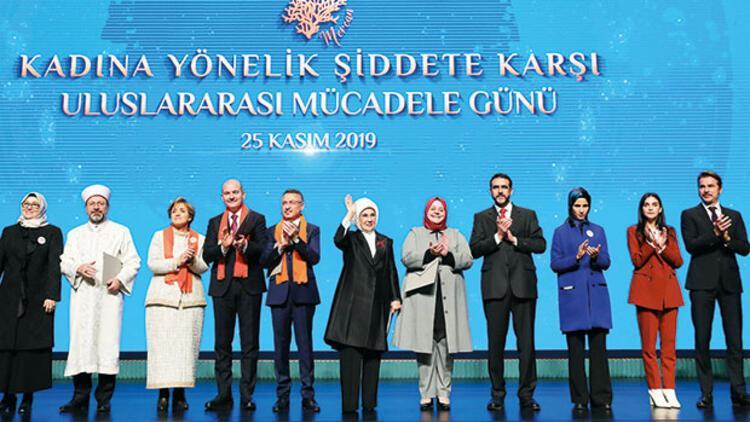 Emine Erdoğan: Kol kırıldığında yen içinde kalamaz