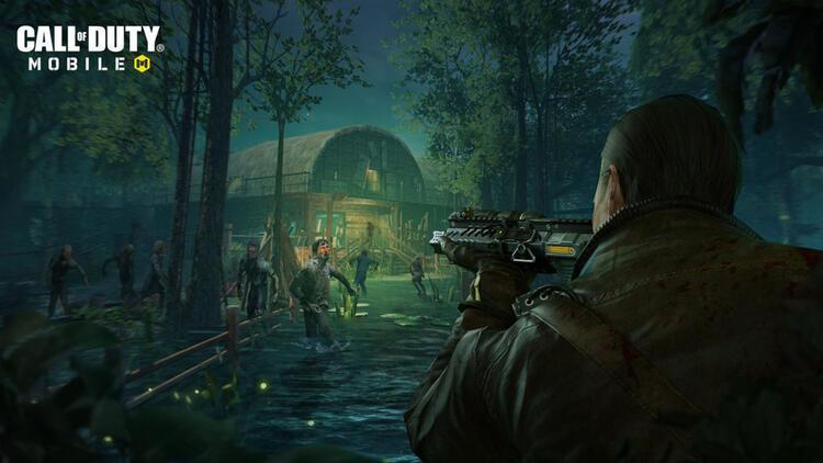 Call of Duty: Mobile oyuncuları bu kez zombilerle boğuşacak