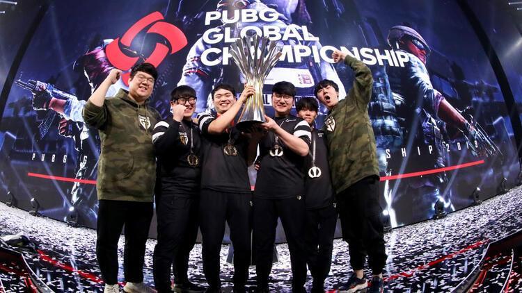 PUBG Global Championship turnuvasının galibi belli oldu