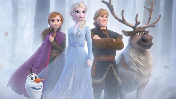 Disney'in Frozen II filminin lisanslı ürünleri satışa çıktı