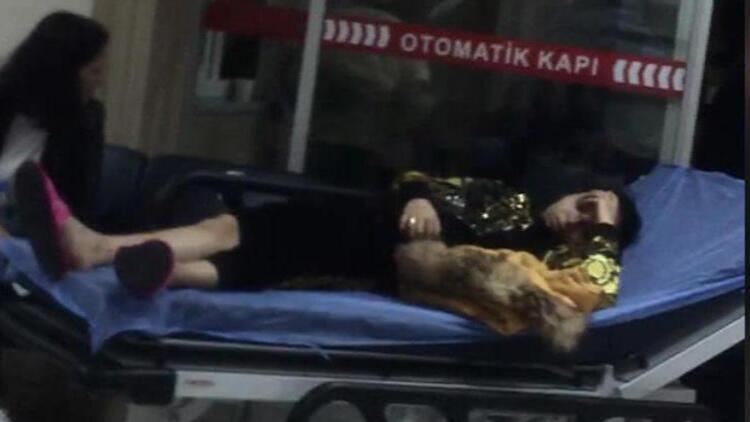 Taksici Faslı kadını dövüp taksiden attı iddiası