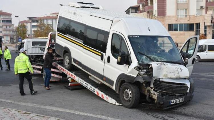 Malatya'da zincirleme kaza: 23 yaralı