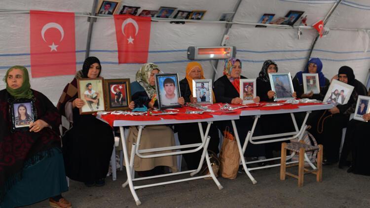 HDP önündeki eylemde 85'inci gün