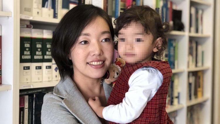"""Japon anne """"kızını kaçırdığı"""" iddialarını yanıtladı"""