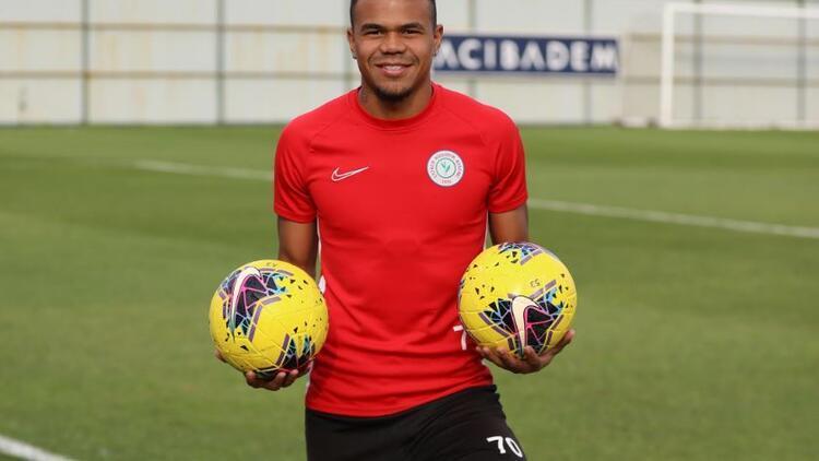 Çaykur Rizesporlu futbolcu Sasse yeteneklerini sergilemek istiyor
