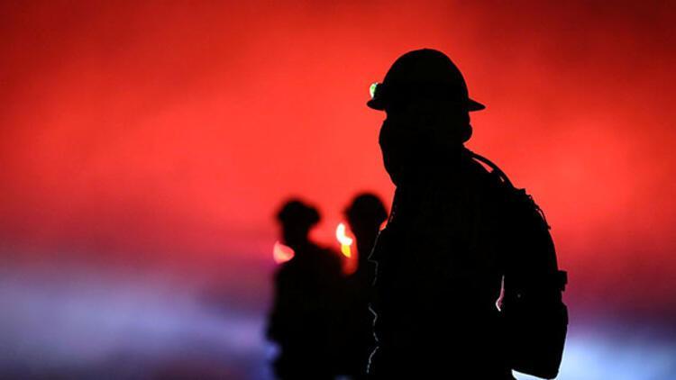 Alev kapanı: 6 bin 300 kişi için tahliye emri